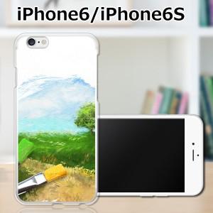 iPhone6s TPUケース/カバー 【絵筆を取って TPUソフトカバー】 iPhone6s スマートフォンカバー・ジャケット