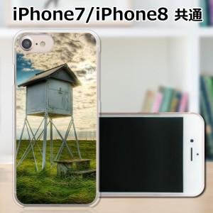APPLE iPhone8 TPUケース/カバー 【百葉箱 TPUソフトカバー】 スマートフォンカバー・ジャケット