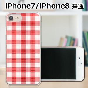 APPLE iPhone8 TPUケース/カバー 【ワッフルチェック TPUソフトカバー】 スマートフォンカバー・ジャケット