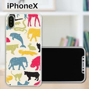 apple iPhoneX TPUケース/カバー 【ZOOPaper TPUソフトカバー】 スマートフォンカバー・ジャケット