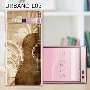 URBANO L03 ハードケース/カバー 【History PCクリアハードカバー】アルバーノ スマートフォンカバー・ジャケット