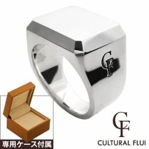 CULTURAL FLUI(カルトラルフルイ) ソリッドピンキーリングシルバー アクセサリー メンズ ブランド シルバーリング メンズ