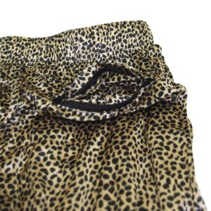 Ladies 2016summer sale セットアップ メンズ レディース ダンスウェア ヒップホップ ヒョウ柄 ベロア 上下セット HIPHOP ダンス衣装