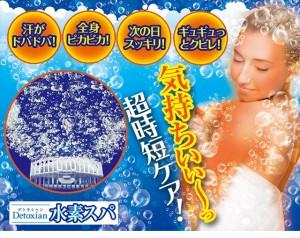 お得な12袋セット Detoxian 水素スパソルト大和光石