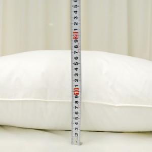 【送料無料】羽根枕 43×63cm グースダウン使用 「Luxury Pillow」 (まくら/ピロー/ホテル/柔らかめ/西川)