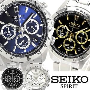 【送料無料】SEIKO SPIRIT セイコー スピリット 腕時計 ウォッチ メンズ クオーツ 10気圧防水 デイトカレンダー seiko-rg17
