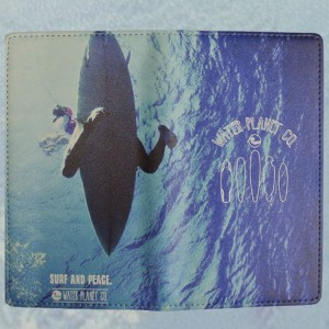 スマホケース マルチ型【SEA】Mサイズ 手帳型 携帯ケース カバー ANDROID IPHONE CASE サーフィン