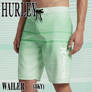 HURLEY/ハーレー WAILER BOARDSHORTS 3KY 男性用 サーフパンツ ボードショーツ サーフトランクス 海水パンツ 水着 海パン