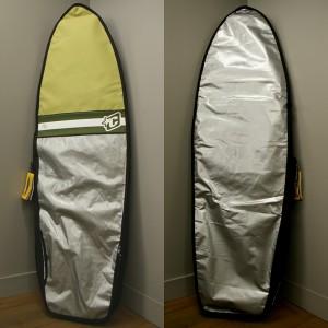 【ミニボードに最適】CREATURES/クリエーチャーズ 2013 RETRO FISH DAY USE/レトロフィッシュサーフボード用ハードケース【サーフィン】