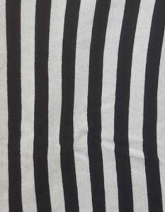 黒×白ストライプニットスカート//Aランク//2