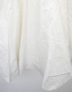 スカート/ミディアム・ミモレ・膝丈/白//Aランク//M