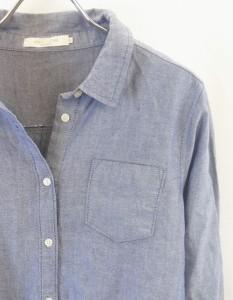 chocol raffine robe(ショコラフィネローブ)ブラウス・シャツ/七分袖・長袖/紫//Aランク//L