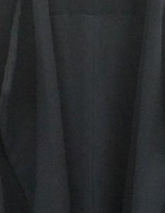 JEANASIS(ジーナシス)コート/黒//Aランク//F