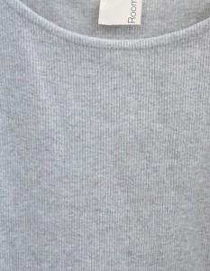 Roomy's(ルーミーズ)カットソー/半袖・五分袖/グレー//Aランク//M