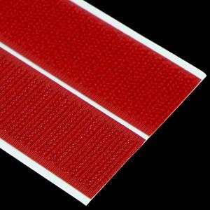 マジックテープ 粘着剤付 幅25mm×長さ15cm [色指定不可]
