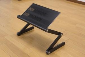 フレキシブル パソコン テーブル パソコンデスク 作業台 作業テーブル
