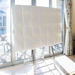 室内 布団物干しラック 室内物干し 布団干し 物干しスタンド 物干しハンガー 花粉対策 伸縮 軽量 ハンガーラック キャスター付き