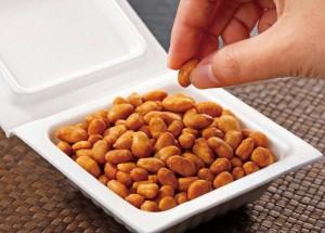 送料無料 乾燥ポリポリ納豆 5.5g×50包 納豆 菌 ドライ お菓子