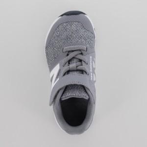ニューバランス new balance KXPREMGI GRAY/WHITE 1122-GW キッズ ジュニア スニーカー グレー 裸足感覚 子供靴