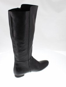 absolute アブソルテ ラボキゴシ 靴 7673 コンフォートシューズ レディース 本革 ロング ブーツ ブラック セール