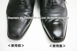 コロンブス ナイトリキッド エナメル専用 靴クリーム (エナメル ムショク) 無色 透明 エナメルレザー お手入れ 10170
