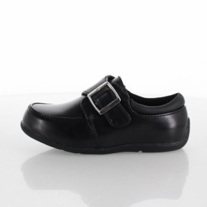fcfc8ddc3bae0 子供靴 フォーマル IFME FORMAL イフミー キッズ ジュニア シューズ 22-5019 BLACK バックルタイプ 入園 入学 卒業 ゆったり