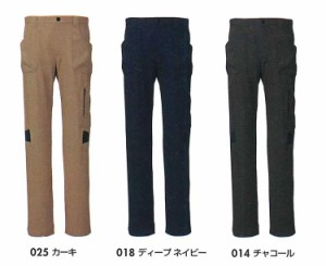 作業服 AITOZ アイトス ストレッチパンツ(ノータック)(男女兼用)AZ-7844