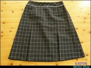★【Le midi】  春夏上質プリーツスカート  LS2725 大きいサイズ17号〜21号 事務服