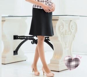 ★事務服 制服 セレクトステージ春夏マーメイドスカート(美形スカート) SS677S神馬本店 事務服