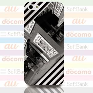 【メール便送料無料】ほぼ全機種対応 スマホケース ハードケース スマホカバー 写真 街並み