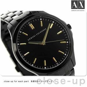 アルマーニ エクスチェンジ メンズ 腕時計 AX2144 AX ARMANI EXCHANGE スマート LP オールブラック