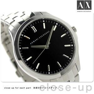 アルマーニ エクスチェンジ メンズ 腕時計 AX2147 AX ARMANI EXCHANGE スマート LP ブラック