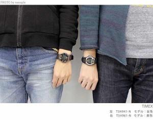 【あす着】タイメックス アイアンマン 8ラップ 日本限定モデル T5K841 TIMEX メンズ 腕時計 クオーツ ネイビー