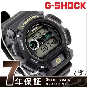 【あす着】ジーショック G-SHOCK CASIO 腕時計 日本未発売モデル ブラック×イエロー DW-9052-1B