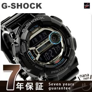 Gショック Lスペック クオーツ 腕時計 メンズ ブラック CASIO G-SHOCK GD-110-1DR