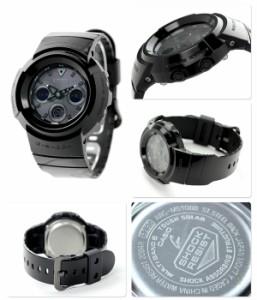 G-SHOCK グロッシー ブラック シリーズ 電波ソーラー AWG-M510BB-1AER カシオ Gショック 腕時計 ブラック