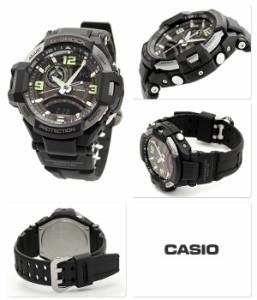 【あす着】Gショック 腕時計 メンズ スカイコックピット ブラウン×ブラック CASIO G-SHOCK GA-1000-1BDR