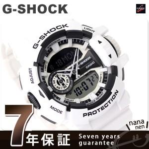 G-SHOCK ハイパーカラーズ メンズ 腕時計 GA-400-7ADR カシオ Gショック クオーツ ホワイト