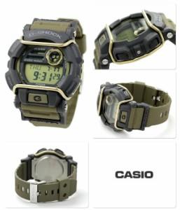 【あす着】G-SHOCK プロテクター メンズ 腕時計 GD-400-9DR カシオ Gショック オリーブ
