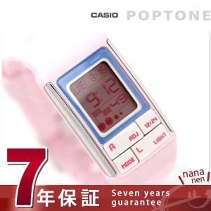 カシオ チプカシ ポップトーン CASIO POPTONE デジタル ピンク LDF-51-4ADR