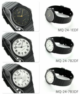 カシオ チプカシ 海外モデル クラシック ラウンド 腕時計 MQ-24 選べるモデル