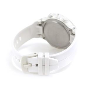 【あす着】Baby-G ランニング ジョギング 歩数計 腕時計 BGS-100-7A1DR カシオ ベビーG ホワイト