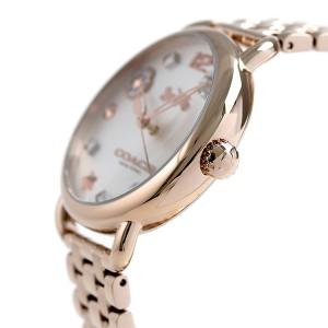 コーチ デランシー 36mm チャームダイヤル レディース 14502811 COACH 腕時計 ローズゴールド