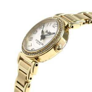 【あす着】コーチ マディソン ファッション 23mm レディース 腕時計 14502852 COACH シルバー×ゴールド