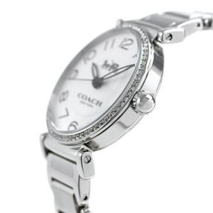 【あす着】コーチ マディソン ファッション 32mm レディース 腕時計 14502854 COACH シルバー