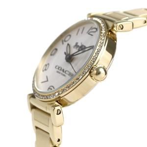 【あす着】コーチ マディソン ファッション 32mm レディース 腕時計 14502855 COACH シルバー×ゴールド