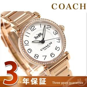 コーチ マディソン ファッション 32mm レディース 腕時計 14502856 COACH シルバー×ピンクゴールド