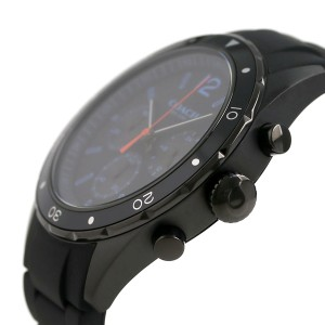 【あす着】コーチ サリヴァン スポーツ クロノグラフ 44mm メンズ 14602044 COACH 腕時計 オールブラック
