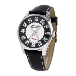 【あす着】キャサリン ハムネット キューバ 38mm クオーツ メンズ KH20H731 KATHARINE HAMNETT 腕時計