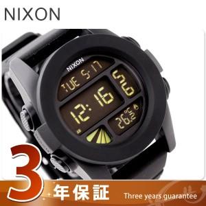 nixon ニクソン 腕時計 UNIT A197 ユニット ブラック A197000